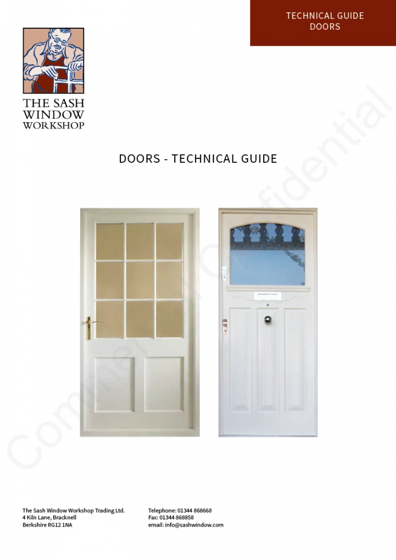 Doors - Technical Guide