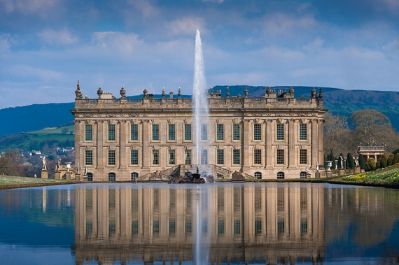 Chatsworth begins biggest garden transformation for 200 years