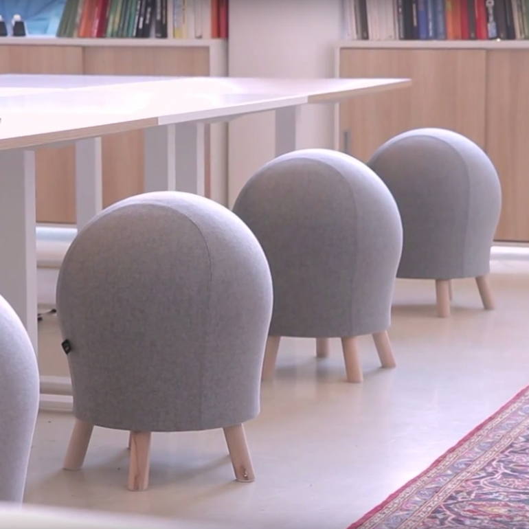 Modulus - Personal and Creative Office Furniture
