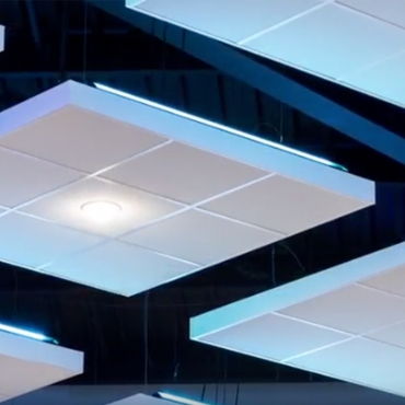 Dune eVo – Discover the next evolution in ceiling tiles